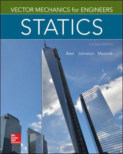 Download pdf vector mechanics for engineers statics by vector mechanics for engineers statics 10th edition beer solutions manual access vector mechanics for engineers statics and dynamics 10th edition solutions fandeluxe Images