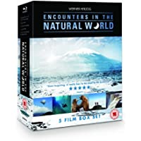 Werner Herzog - Encounters in the Natural World Boxset