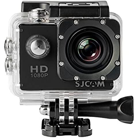 SJCAM SJ4000 Action Cam Sport Camera Underwater Video Camcorder Digital Camera Outdoor Waterproof 1080P Full HD 12MP 170 Degree Wide Angle Lens HDMI Output Helmetcam Diving Bicycle Car DVR Sports DV