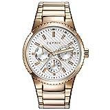 Esprit ES108642003 esprit-tp10864 rosé gold Uhr Damenuhr vergoldet vergoldet 50m Analog Datum rosé