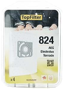 Top Filter 64824 Sac pour Aspirateur Non Tissé 30 x 26 x 0,1 cm