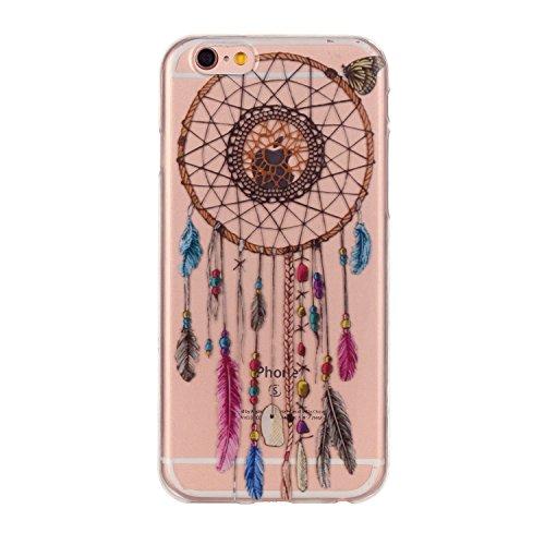 "MOONCASE [Anti-dérapante] TPU Silicone Housse Coque Etui Gel Case Cover Pour iPhone 6 / iPhone 6S 4.7"" YH18 YH - 15"