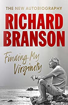 Finding My Virginity: The New Autobiography by [Branson, Richard]