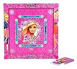 Mattel KKtoys071 Barbie Carrom Board, Mu...