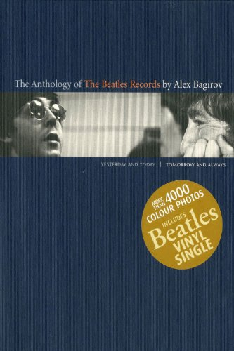"""The Anthology of the """"Beatles"""" Records: Yesterday and Today, Tomorrow and Always"""