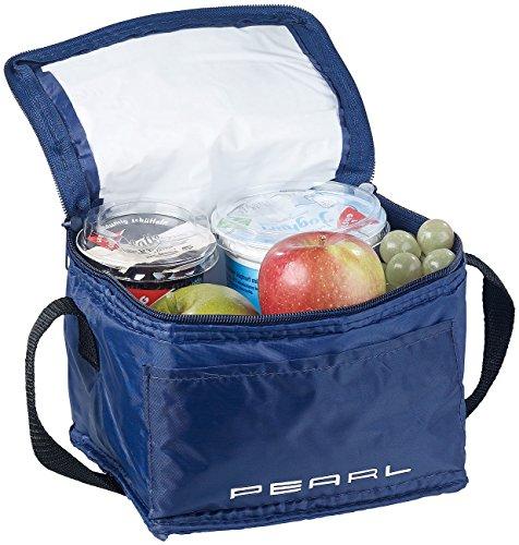 PEARL Unisex- Erwachsene NX-7544 Klein: Isolierte Mini Tragegurt, 2,5 Liter (Picknick-Kühltasche), 1