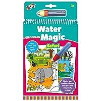 Galt Toys Water Magic Safari, Colouring Book for Children