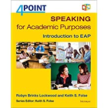 4 Point Speaking for Academic Purposes: Introduction to Eap