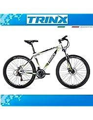 Mountain Bike Bicicleta trinx M136Majestic 26Zoll MTB 21velocidades Shimano Hardtail Bike