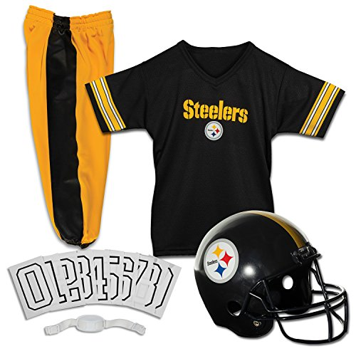 Deluxe Youth Uniform Set (Steelers Football-uniform)