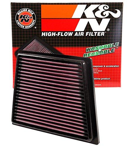 Preisvergleich Produktbild K&N 33-2955 Tauschluftfilter