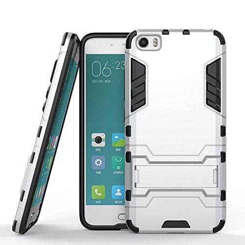 Xiaomi MI5 caso, miniskull Iron Bear estilo Premium 2 en 1 armadura...