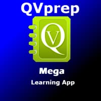 QVPrep Mega Learning App - Learn K - 12 Math English Science Physics Chemistry Biology