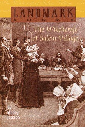 The Witchcraft of Salem Village (Landmark Books) (English Edition)