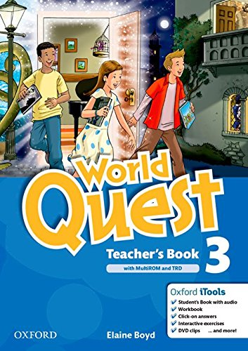 World Quest 3. Teacher's Book Pack