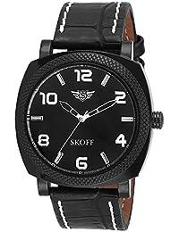 Skoff Analogue Black Dial Men's Watch - Es00053