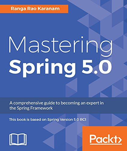 Download Pdf By Ranga Rao Karanam Mastering Spring 5 0 Books