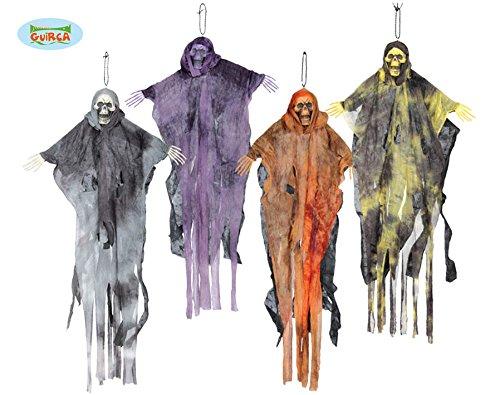 Skelett Halloween Horror Party Dekoration Knochen tot Tod Totenkopf ca. 64 cm (Guter Kerl Kostüme Für Halloween)