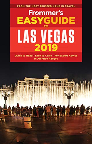 Frommer's EasyGuide to Las Vegas 2019 (English Edition)