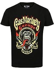 Gas Monkey Garage T-Shirt Sparkplugs