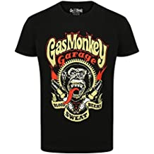 Gas Monkey Garage T-Shirt Sparkplugs