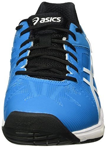 Asics Gel-Solution Speed 3, Chaussures de Tennis Homme Multicolore (Blue Jewel/White/Black)