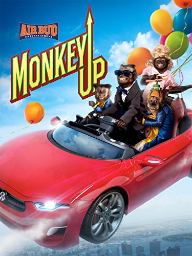 Monkey Up Cover