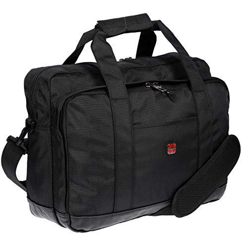 Arbeitstasche Laptoptasche Herren Notebook Messenger Bag Umhängetasche Tasche