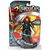 "ThunderCats 4"" Claudus Action Figure by ThunderCats (English Manual)"