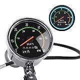 Acogedor Contachilometri Moto, Tachimetro per bicicletta e contachilometri cronometro impermeabile per bici 26/27.5/28/29 pollici di