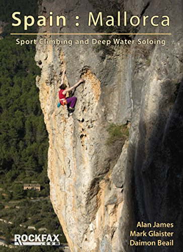Mallorca: Sport Climbing and Deep Water Soloing. Rockfax.: 2016 por VV.AA.