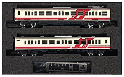 N jauge 4661 du systeme de JR119 0 serie navette Suruga base train set 2-voiture (avec alimentation) (PVC peint)