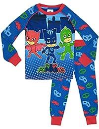PJ MASKS Boys Pyjamas - Snuggle Fit - Ages 3 to 10 Years ef67b306f2f0