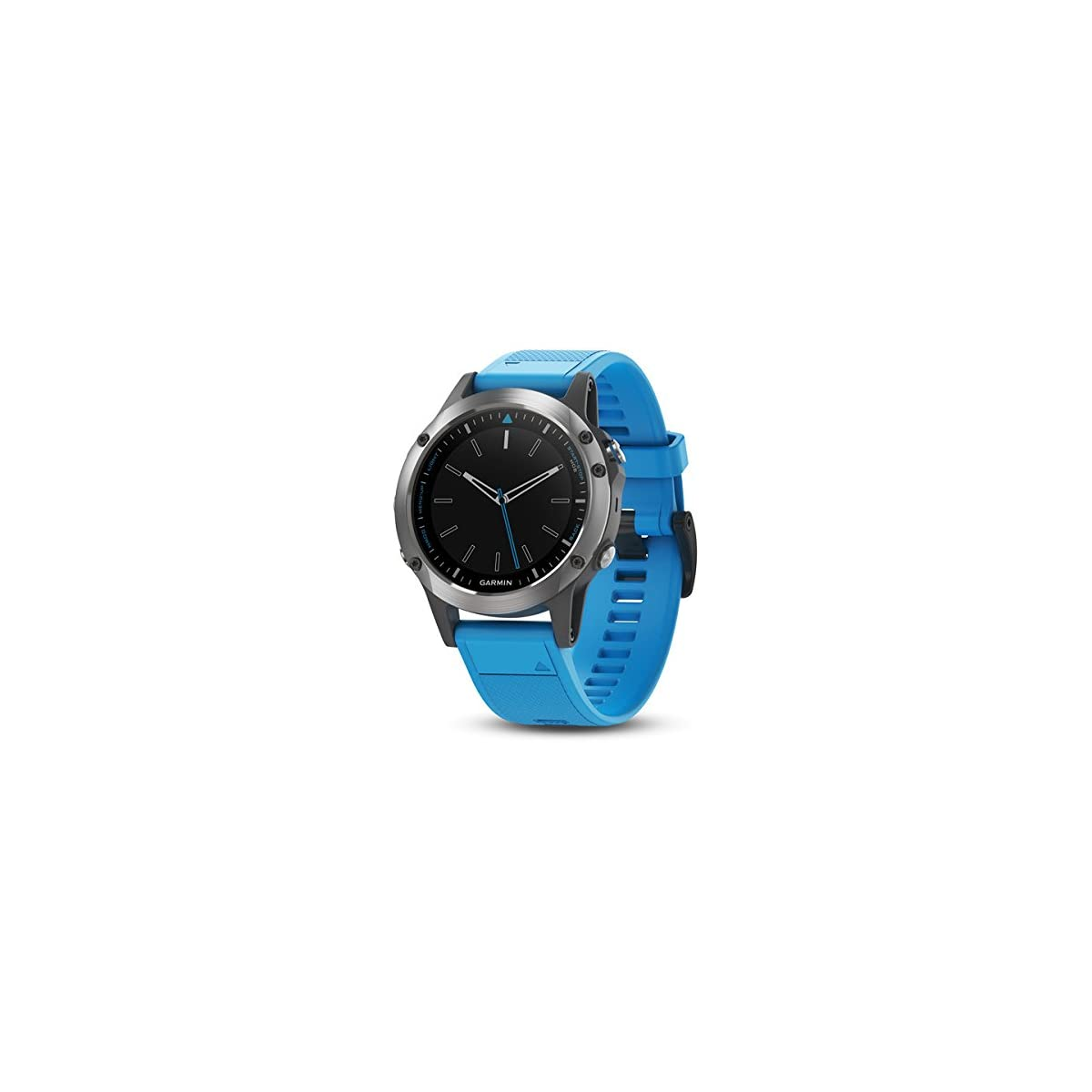 51Iv3MtuxGL. SS1200  - Garmin 010 - 01688 - 40 Quatix 5 GPS de Smart Watch Marino