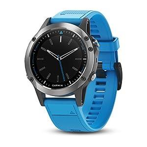 Garmin 010–01688–40Quatix 5GPS de Smart Watch Marino