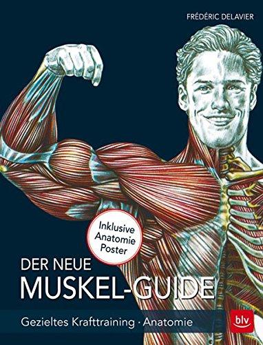Der neue Muskel Guide: Gezieltes Krafttraining · Anatomie · Mit Poster (Ernährungs-guide)