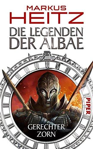 Buchseite und Rezensionen zu 'Die Legenden der Albae: Gerechter Zorn' von Markus Heitz
