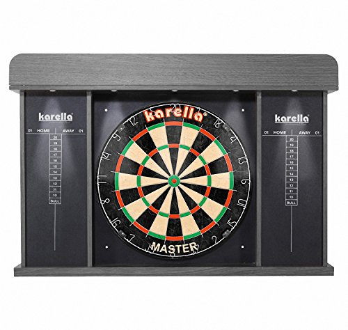 *Dartboaord-Cabinet Arena mit LED – Beleuchtung  (Lieferung ohne Dartboard)*