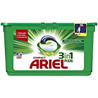 Ariel Lessive universelle en berlingots 3 en 1, lot de 1 (1 x 35 lavages)