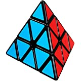 COOJA Speed Cube 3D Puzzle Cube, Smooth Magic Cube Educational Toys for Brain Training or Gift