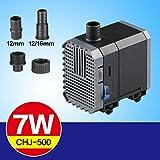 SunSun Pompa per acquari CHJ-500 Eco 500 l/h con Solo 7W