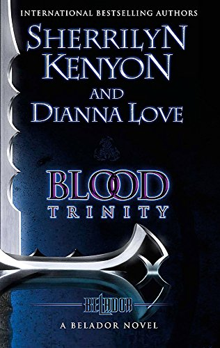 Blood Trinity: Number 1 in series (Belador Code)