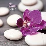 2019 Zen Calendar - 30 x 30 cm