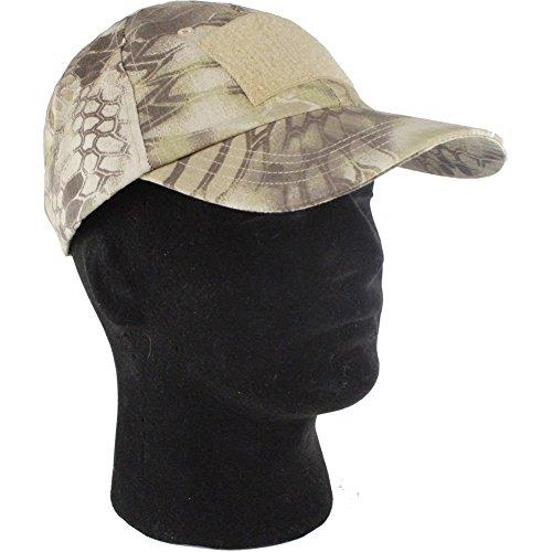 QJiang Low Crown Regolabile Tactical cap Respirabile operatore Militare  Cappello da Baseball per Gli Uomini all ce41ac139c0d