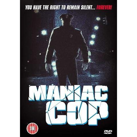 Cop Maniac Film-Poster, 69 x 102 cm