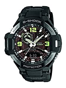 Casio Men's Watch XL Analogue Quartz 1000–1BER Ga-Resin