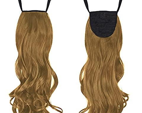 Synthetic Ponytail Extensions CURLY - 23