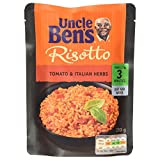 Uncle Ben'S Express Tomato And Herb Risotto, 250g