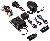 AUDIOVOX PRESTIGE APS25E Remote Car Alarm Security System Shock Sensor + Remotes