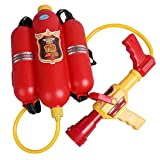 Fire Control Rucksack Plastikwasser -Spielzeug-Kind-Strand-Spielwaren